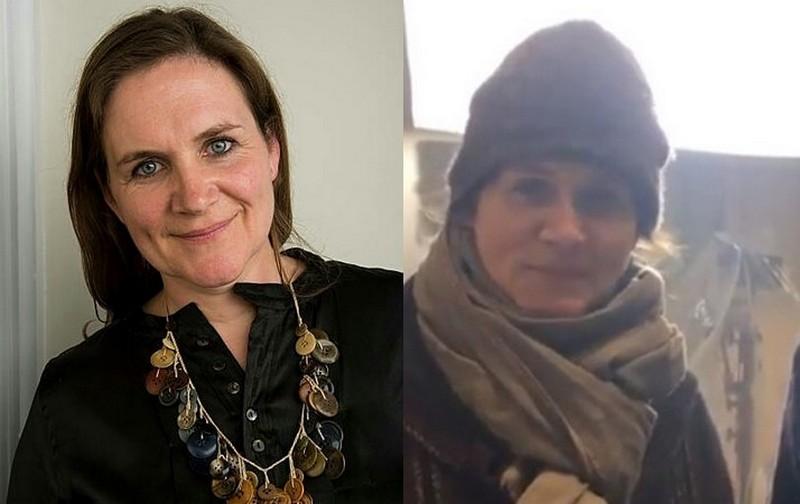 Ralph Fiennes siblings - sister Sophie Fiennes