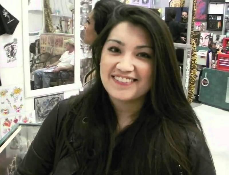 Dave Bautista children - daughter Athena Bautista