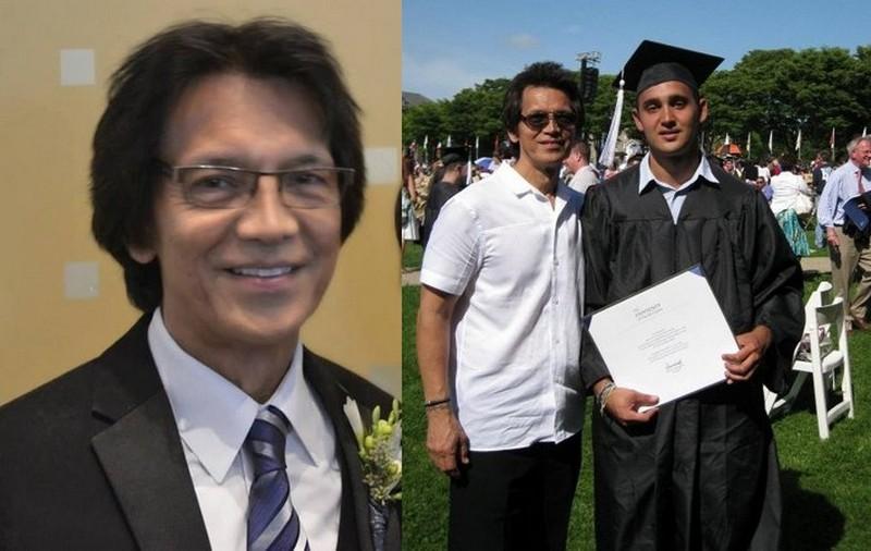 Dave Bautista family - father David Michael Bautista Sr.