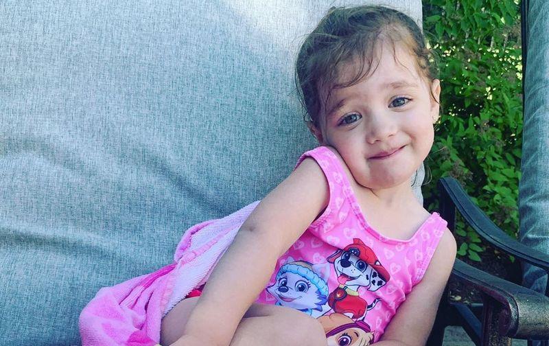 Kevin Jonas children - daughter Valentina Angelina Jonas