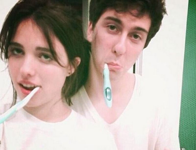 Margaret Qualley ex-boyfriend Nat Wolff