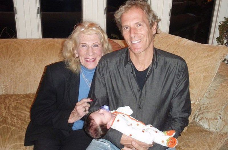 Michael Bolton family - mother Helen Bolotin