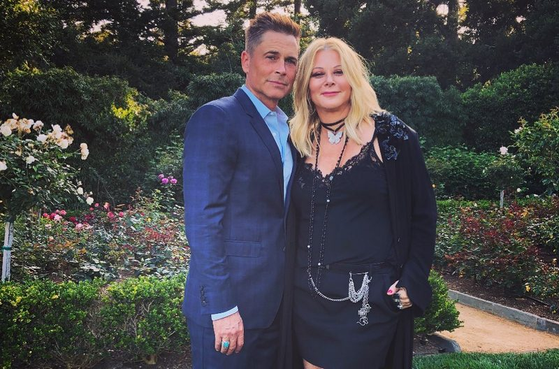 Rob Lowe family - wife Sheryl Berkoff
