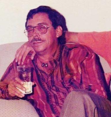 Sofia Vergara family - father Julio Enrique Vergara Robayo