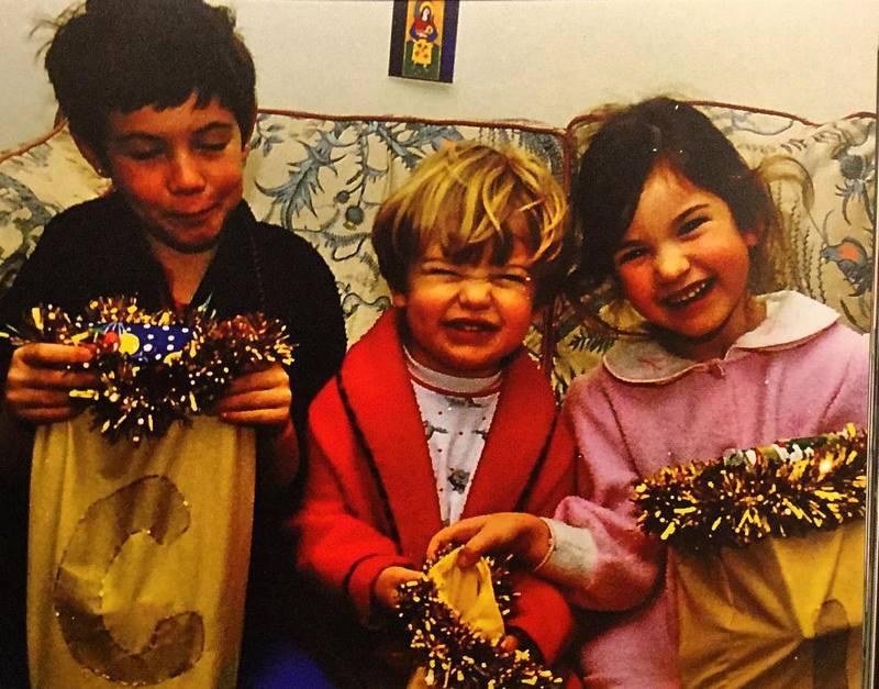Lily James siblings