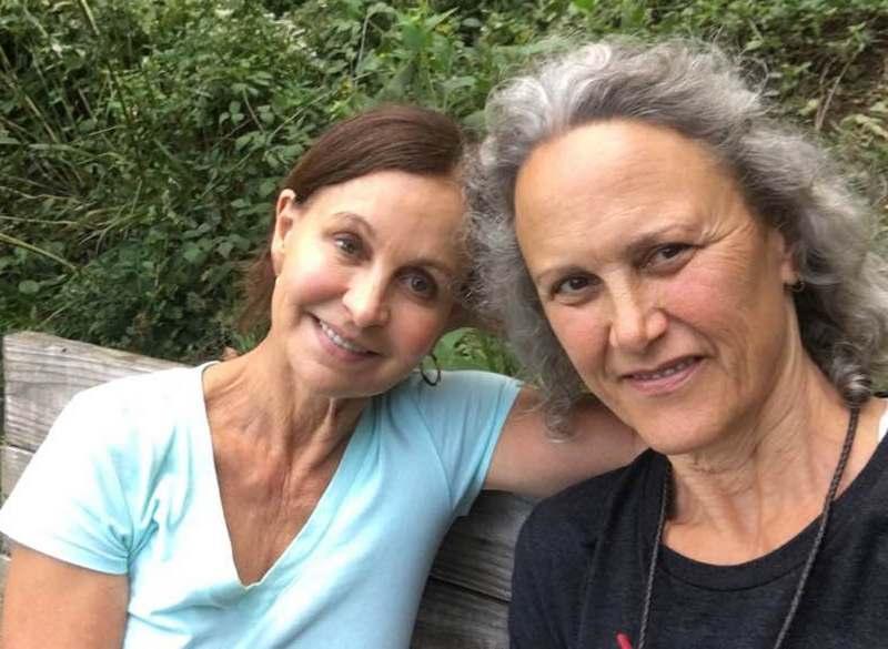 Andie MacDowell siblings - sister Julia Dubose Fleming