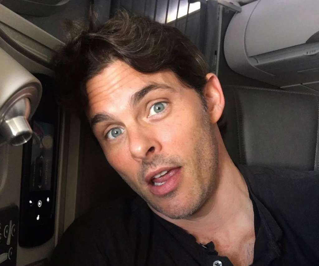 """James Marsden And His Family At The 2009 Ps Arts """"Express ...  James Marsden And Family"""