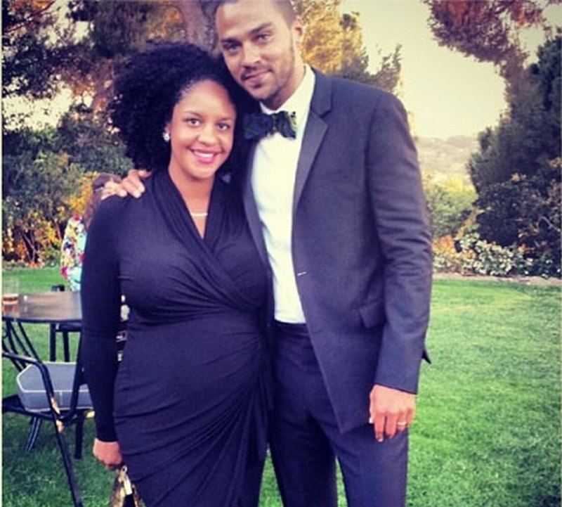 Jesse Williams family - ex-wife Aryn Drake-Lee