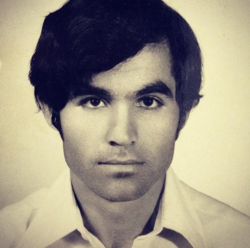 Michael Pena family - father Eleuterio Peña