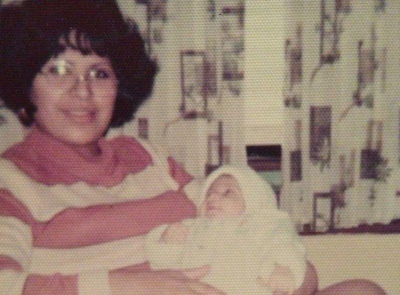 Michael Pena family - mother Nicolasa Vega Peña