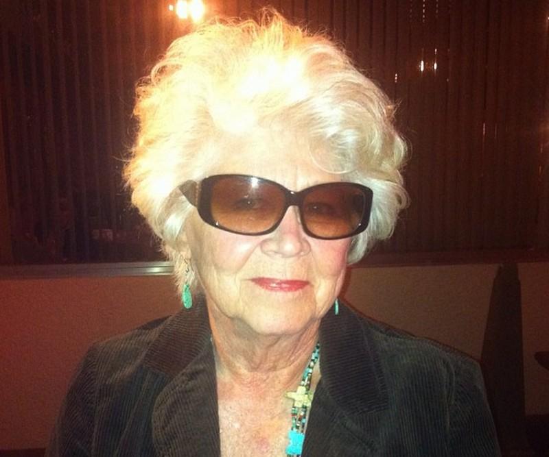 Val Kilmer family - mother Gladys Swanette Kilmer