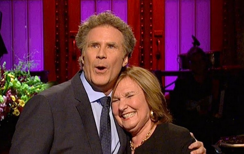 Will Ferrell family - mother Betty Kay (nee Overman)