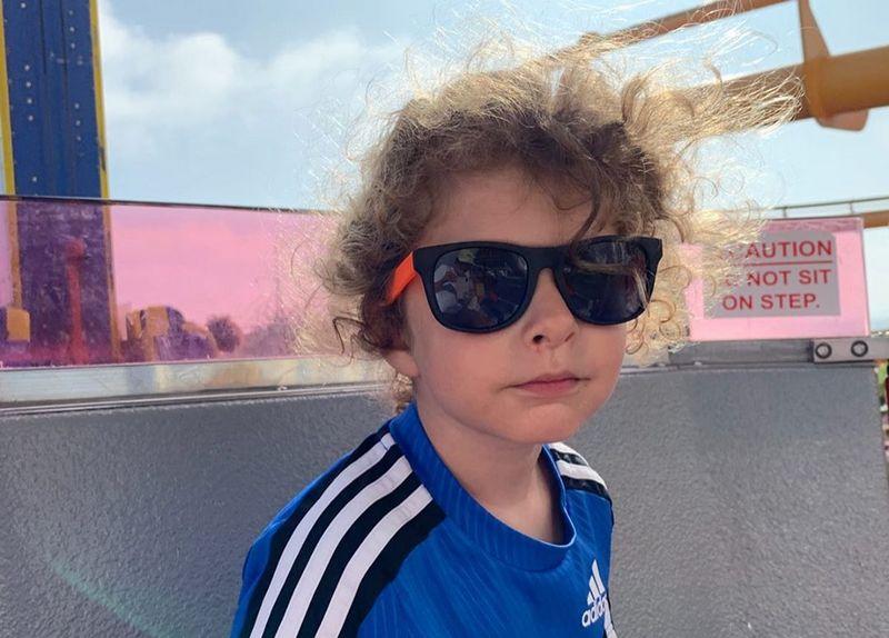 Jeff Goldblum children - son Charlie Ocean Goldblum