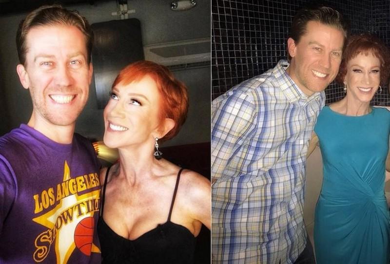 Kathy Griffin boyfriend Randy Bick