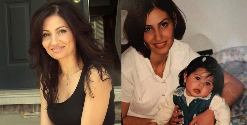Alessia Cara family - mother Enza Ciccione Caracciolo
