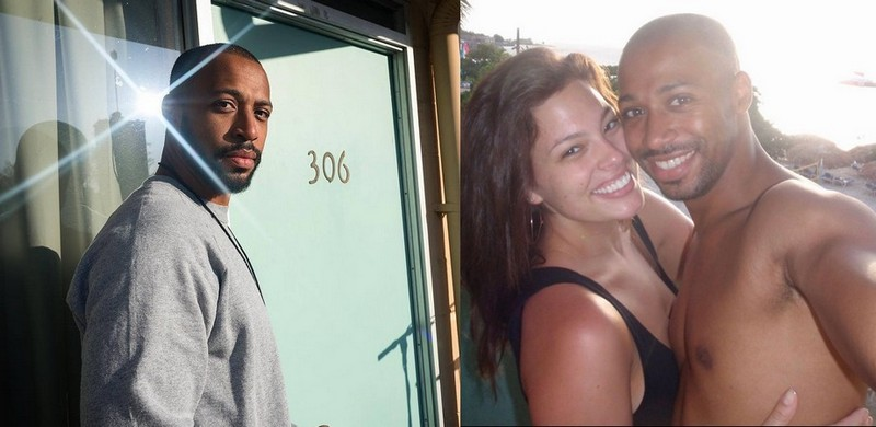 Ashley Graham family - husband Justin Ervin