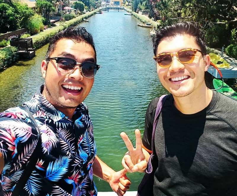 Henry Golding siblings - brother Ed Golding