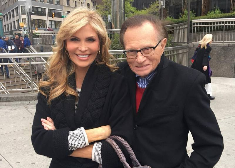 Larry King family - ex-wife Shawn Southwick
