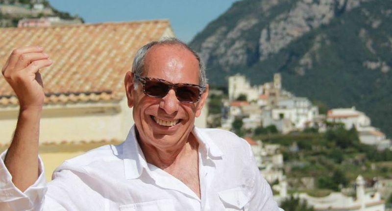 Sebastian Maniscalco family - father Salvatore Maniscalco