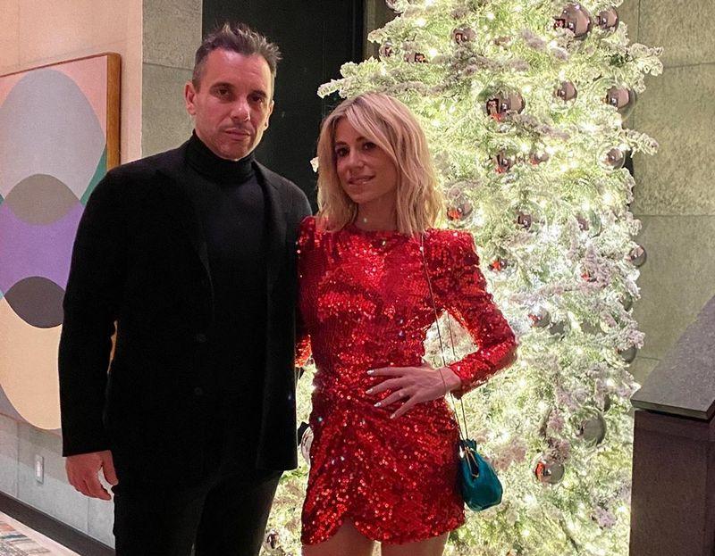 Sebastian Maniscalco family - wife Lana Gomez