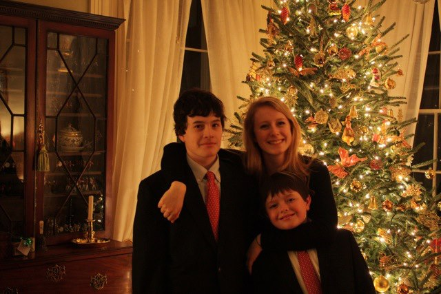 Stephen Colbert children