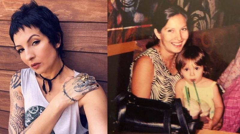 Zhavia family - mother Bobbi Jo Black