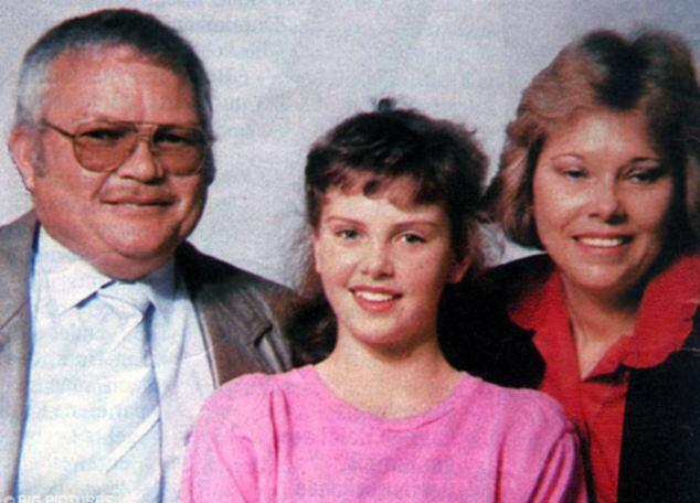Charlize Theron family - father Charles Jacobus Theron