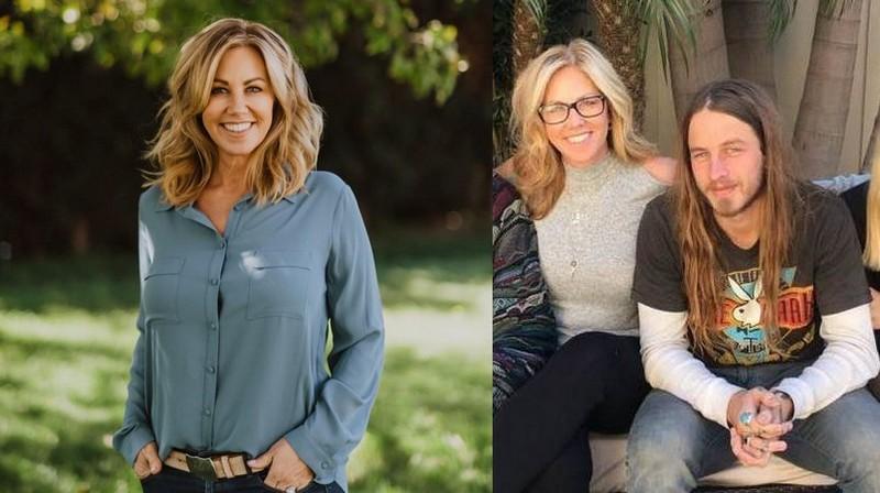 Tony Hawk family - ex-wife Cindy Dunbar