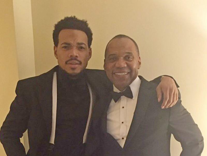 Chance the Rapper family - father Ken Williams-Bennett