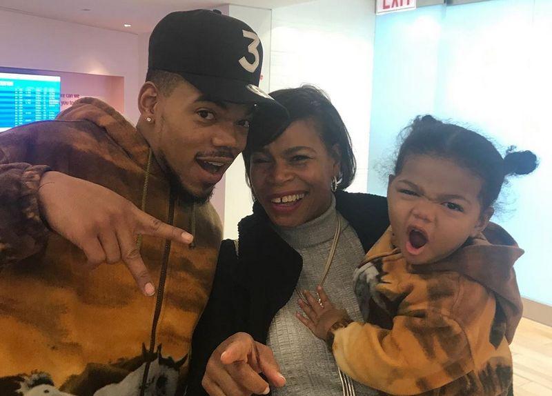 Chance the Rapper family - mother Lisa Thompson-Bennett