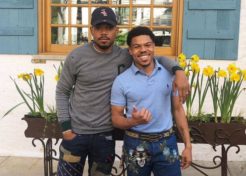 Chance the Rapper siblings - brother Taylor Bennett