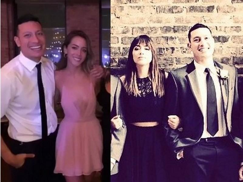 Chloe Bennet siblings - adopted brother Matthew Alvarado