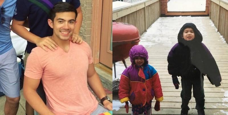 Chloe Bennet siblings - brother Stephen Wang