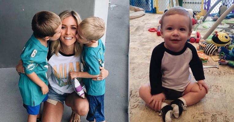 Kristin Cavallari children - son Camden Jack Cutler