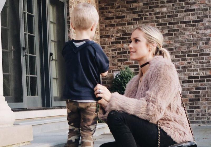 Kristin Cavallari children - son Jaxon Wyatt Cutler