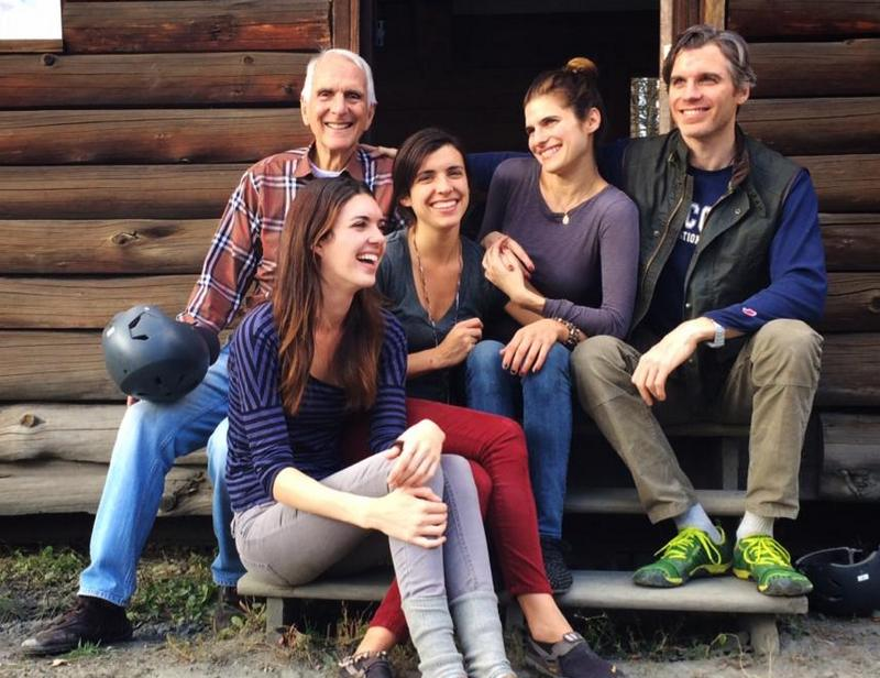 Lake Bell family - father Harvey Siegel