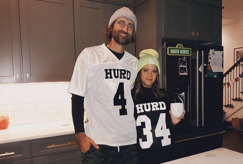Maren Morris family - husband Ryan Hurd