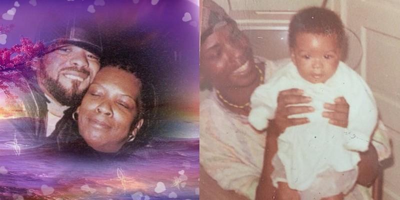 Method Man family - mother Genola Smith