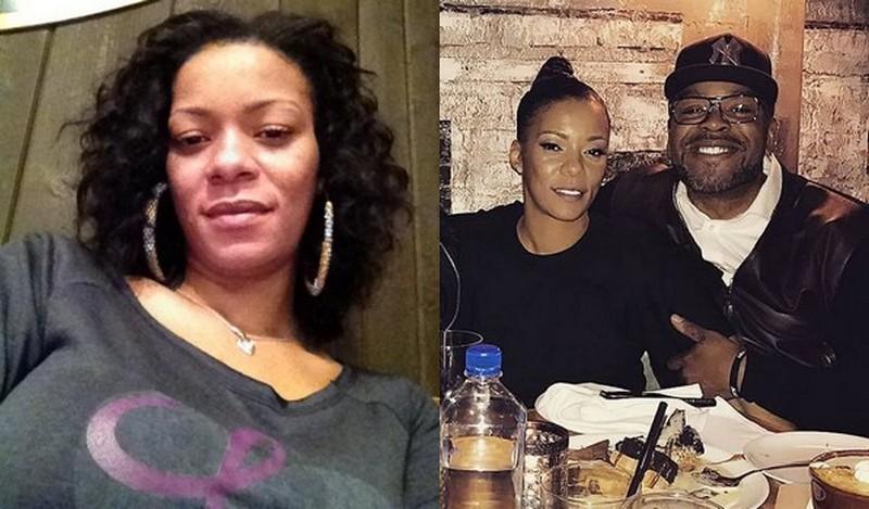 Method Man family - wife Tamika Smith