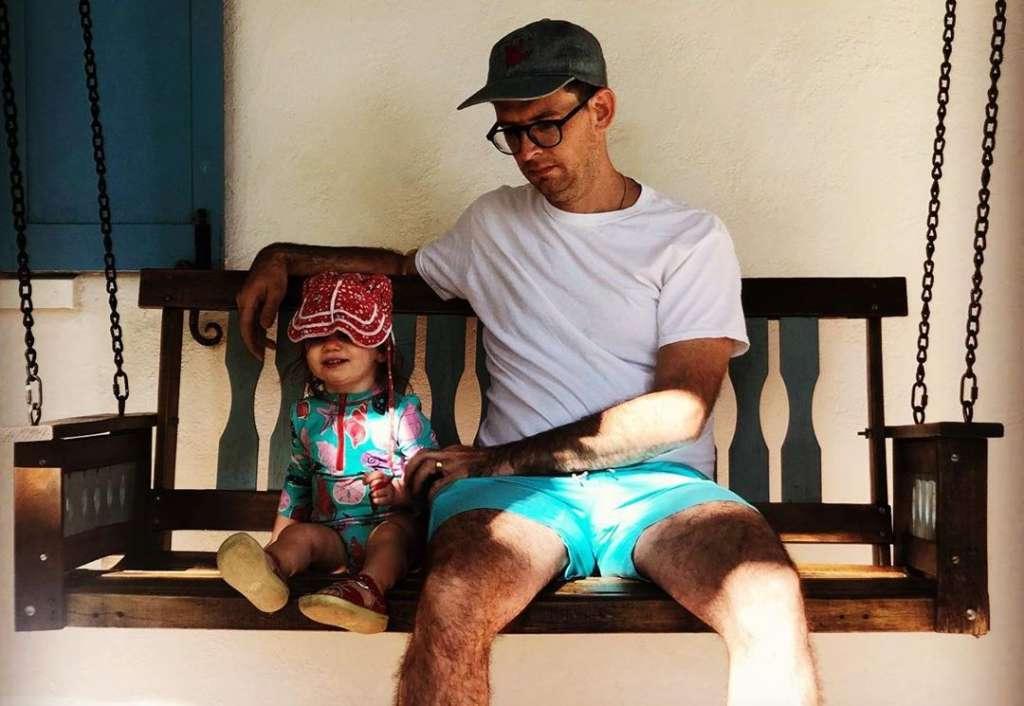 Natasha Leggero children - daughter Frida Leggero