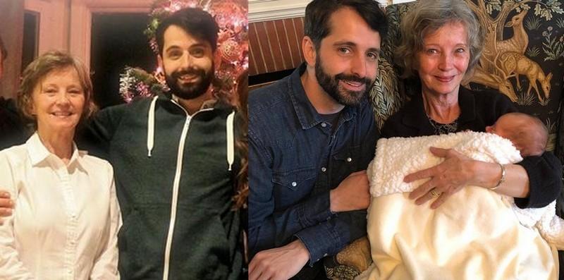 Natasha Leggero family - mother Darlene Spataro