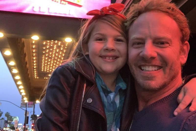 Ian Ziering children - daughter Mia Loren Ziering