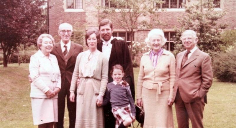 Olivia Colman family - parents