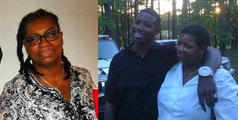 Gucci Mane family - mother Vicky Jean Davis