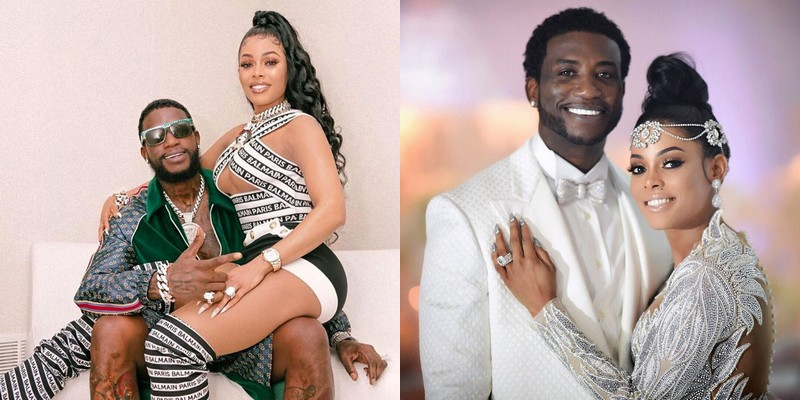 Gucci Mane family - wife Keyshia Ka'Oir