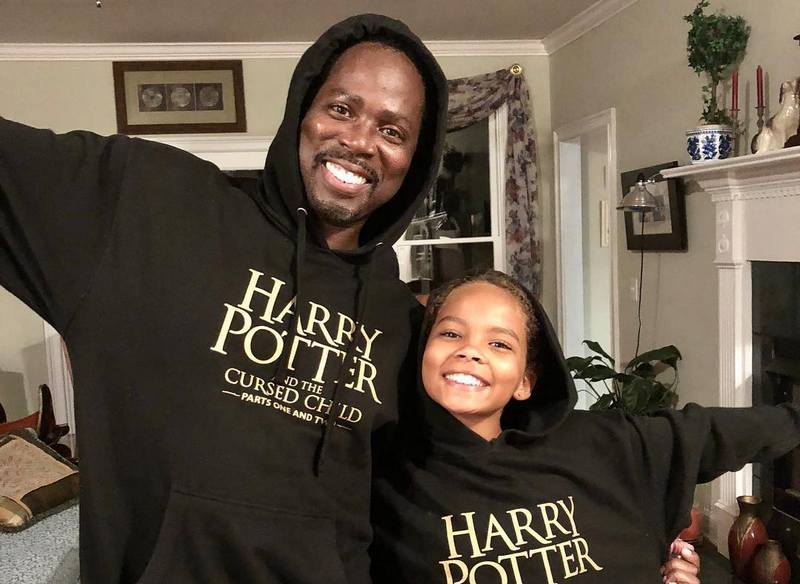 Harold Perrineau children - daughter Wynter Aria Perrineau