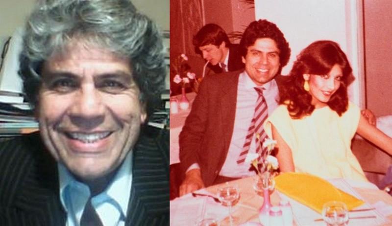 Jameela Jamil family - father Ali Jamil