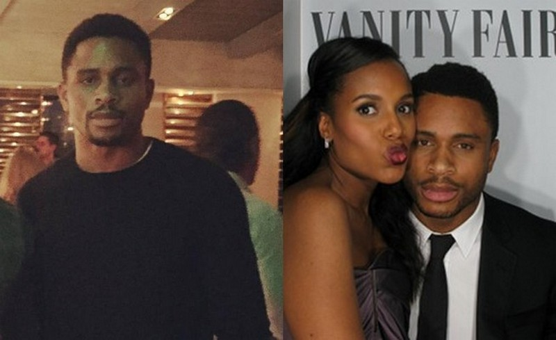 Kerry Washington family - husband Nnamdi Asomugha