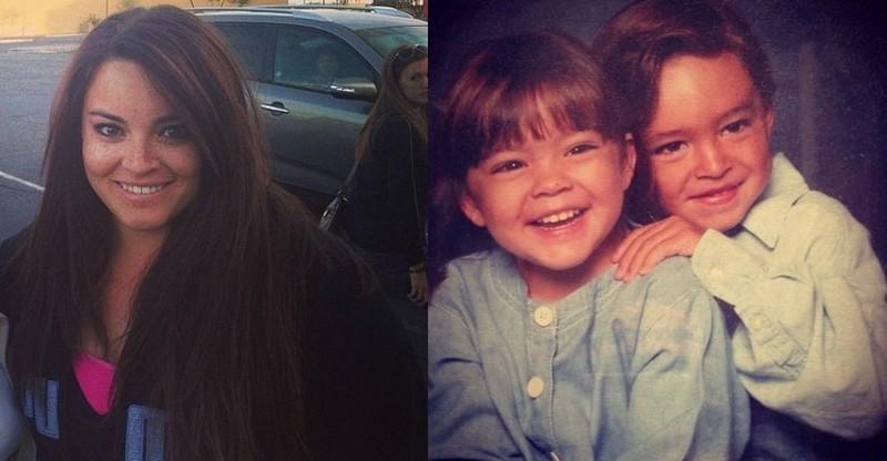 Rickie Fowler siblings - sister Taylor Fowler Lawrence
