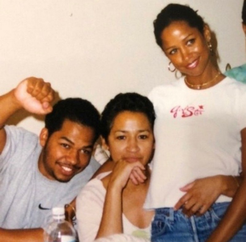 Stacey Dash family - mother Linda Dash (née Lopez)
